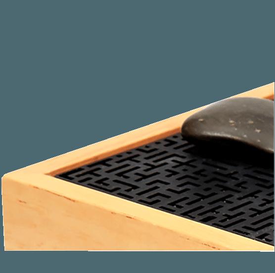 香薰机实木外壳